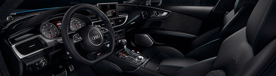 Audi RS7 Sportback Performance interior